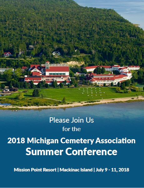 MCA 2018 Summer Conference Registration Packet